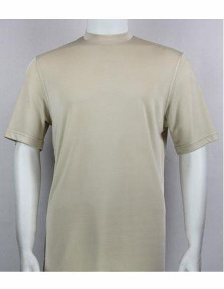 Shirts Tan For Men