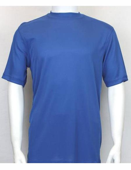 Shirts Royal Blue For