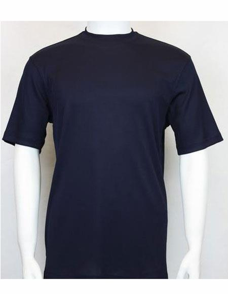 Shirts For Men Navy