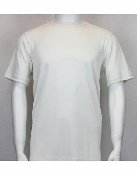 Shirts For Men Ivory