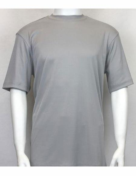 Shirts For Men Grey