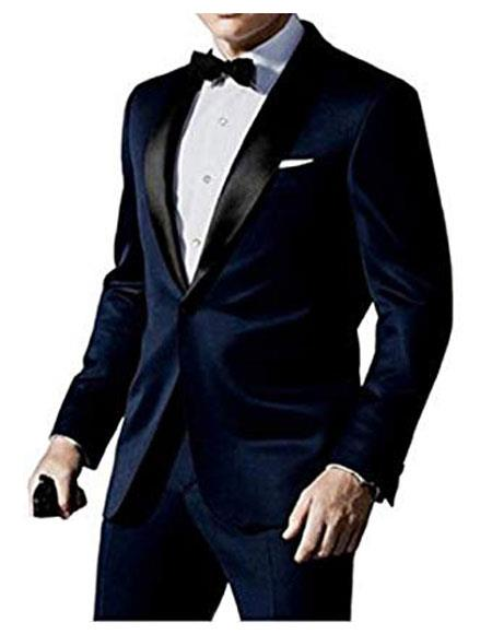 Tuxedo Navy Blue