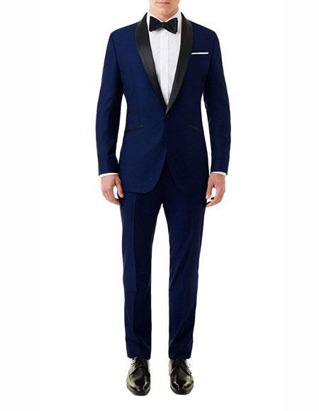 Tuxedo Navy