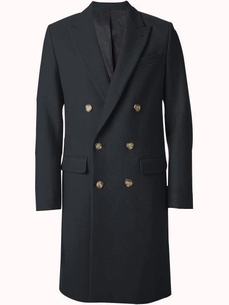 Dark Grey Authentic Coat