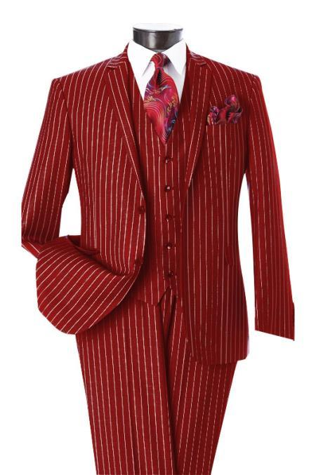 Separates Wool Dark Red