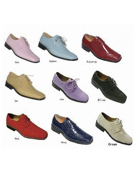 Colorful Dress Shoes Bundle
