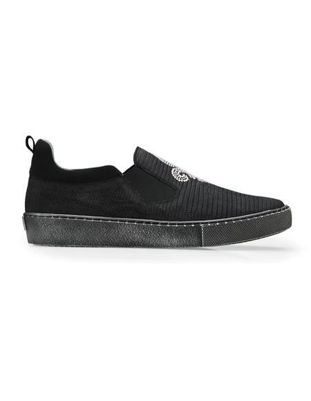 Nubuck Lizard Sneakers Style: