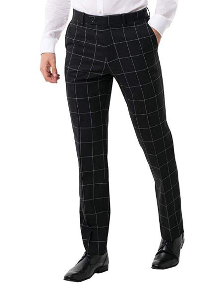 Suit Pants Regular Fit