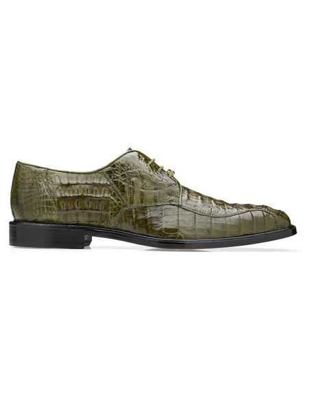 Hornback Crocodile Dress Shoes