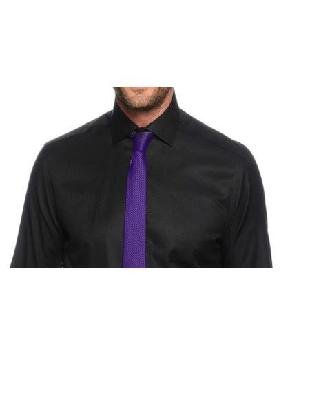 and Purple Tie