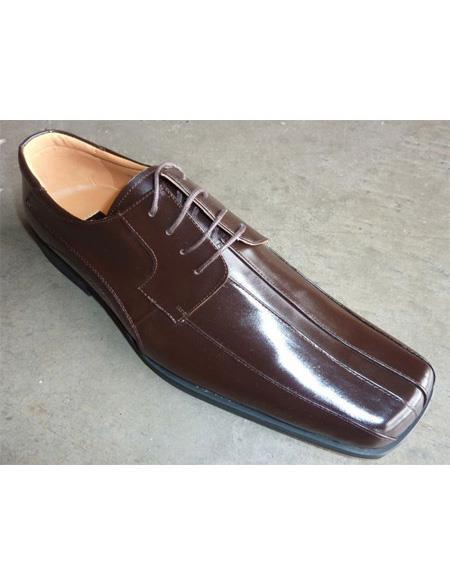 ZOTA Men's Leather Dress Shoe In White