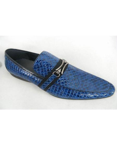 Leather Dress Shoe in