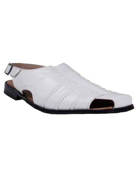 or Casual White Majestic