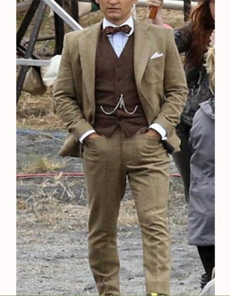 Gatsby Tobey Maguire Suit