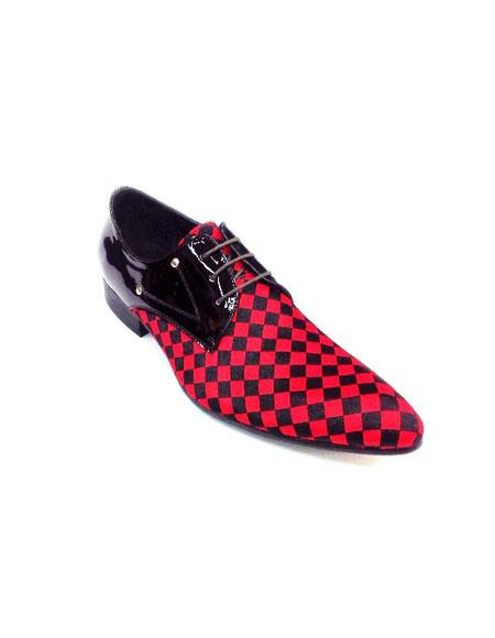 Two Toned Dress Shoe