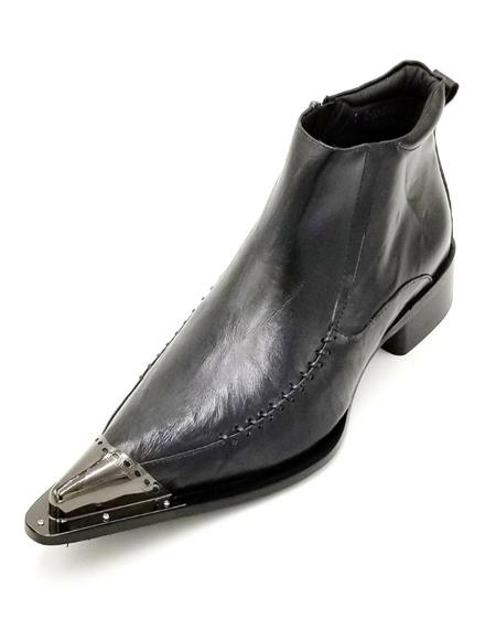 Pointed Toe Metal Tip