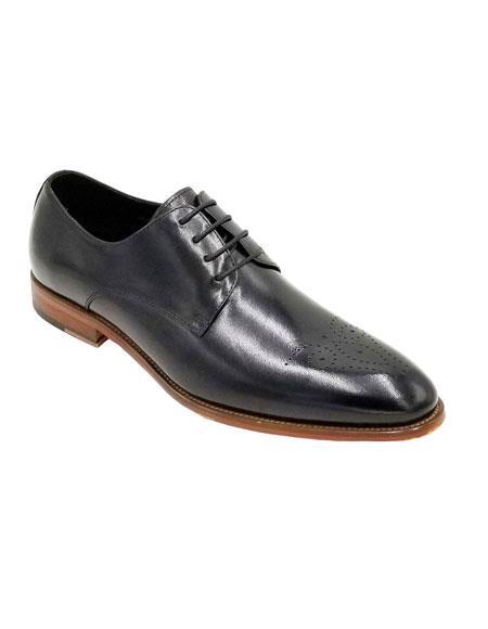 Shoe Black Unique Zota