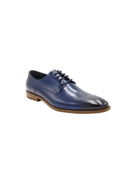 Shoe Navy Unique Zota