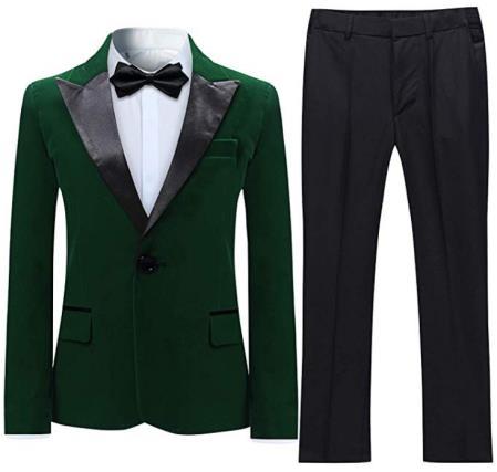Suit Jacket & Pants