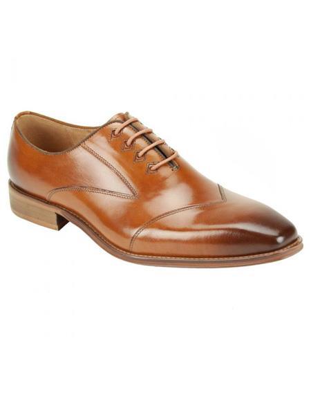 Mens Premium Leather Sharp