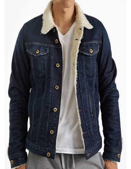 13th Blue Denim Jacket