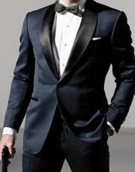 Craig James Bond Navy