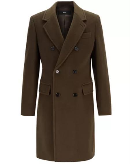 Show Capsule Coat