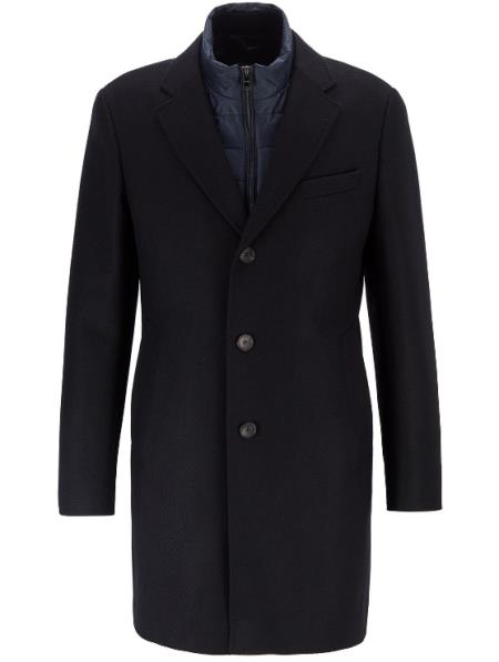 Lapels Standard Length Coat