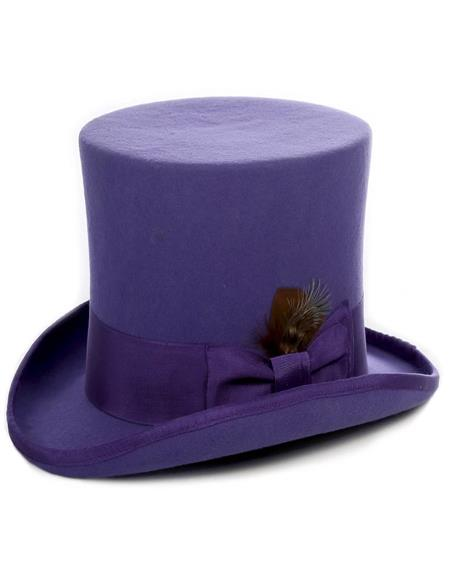 Ultra Violet Top Hat