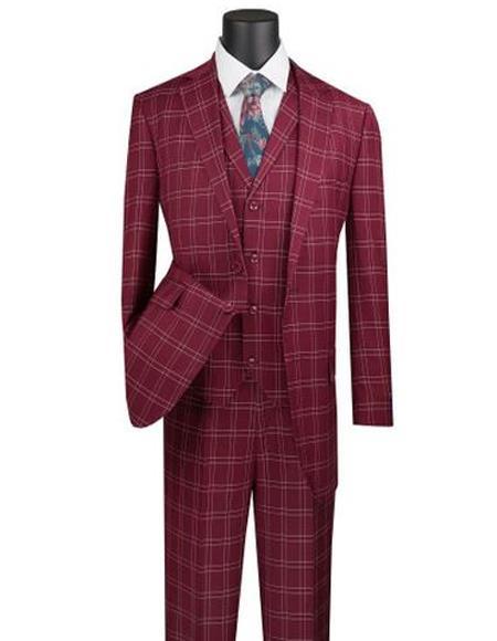 Suit 3 Piece 1920s