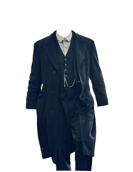 Button Peak Blinder Costume