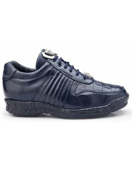 Belvedere Sneakers in Navy