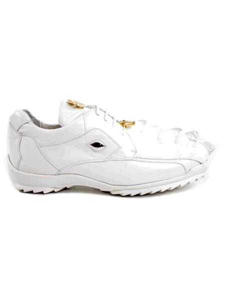Belvedere Sneakers in White
