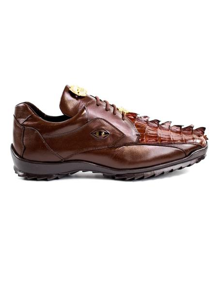 Belvedere Sneakers in Brown