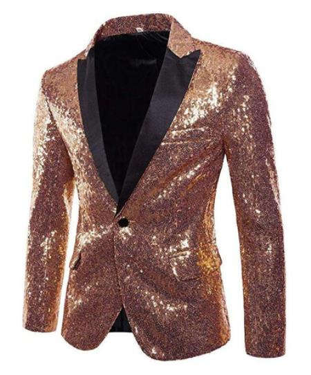 Shiny Flashy Sequins Pattern