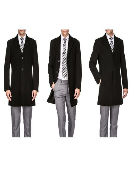 Wool Peacoat Perfect For