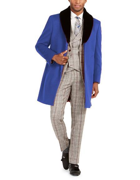 Wool/Polyester Shawl Collar Trim