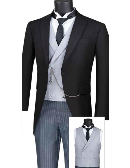 Modern Fit Mens Tail