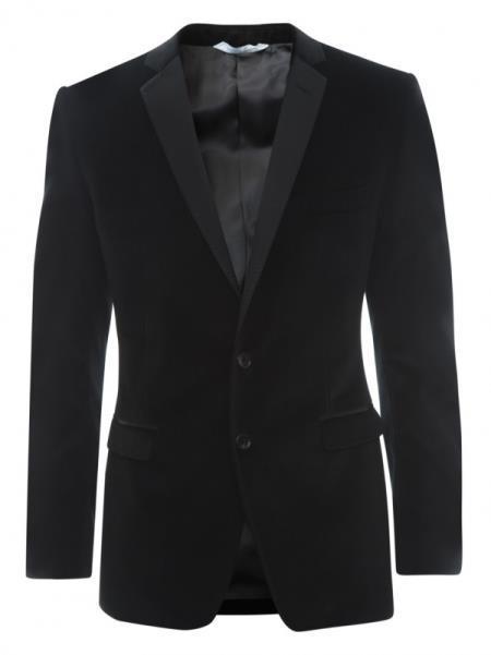 Black Velvet~Velour 2 Button Tuxedo Jacket & Cheap Priced Unique Fashion Designer Mens velour Blazer