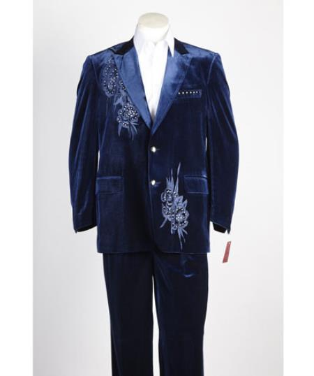 Jacket Mens 2 Button