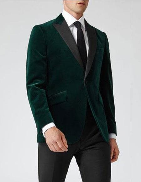 Alberto Nardoni Brand Men's Cheap Priced Designer Fashion Dress velour Blazer Jacket For Men On Sale