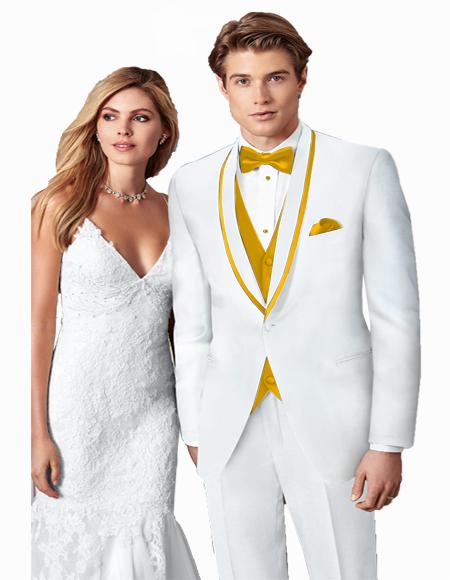 Wedding Tuxedo Suits Wtih