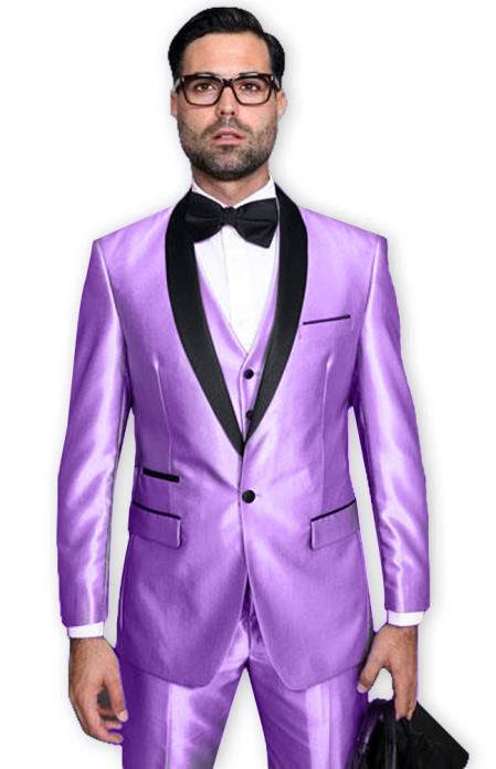 Shawl Collar Vested Jacket