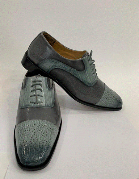 Toned Dress Shoes for