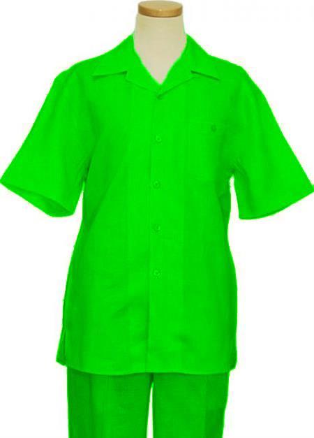 Suit Lime