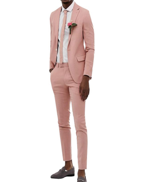 Pink Suit Perfect for