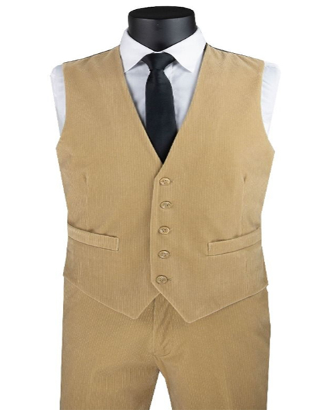 + Matching Vest Package