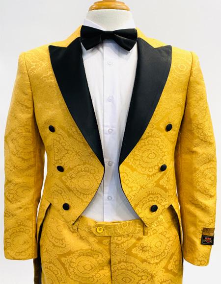 Yellow ~ Black Gold