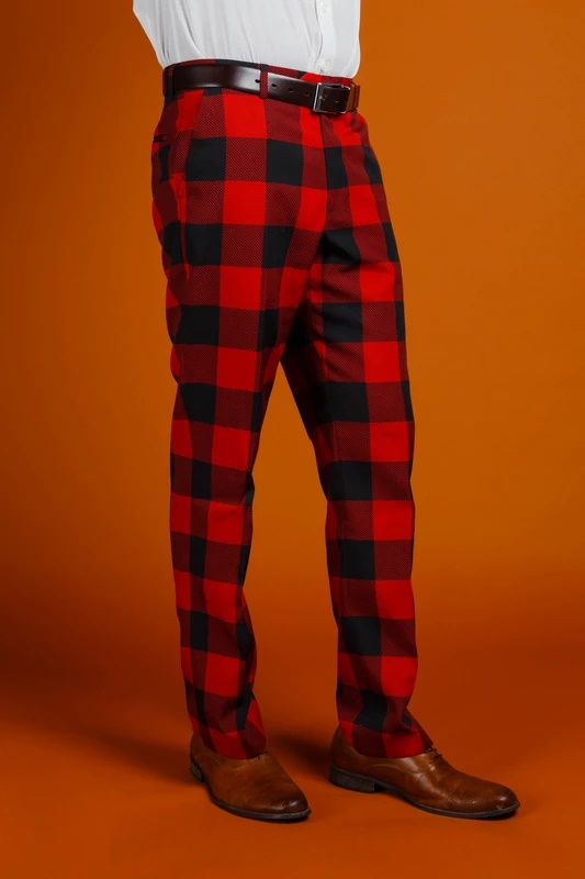 Polyster Fabric Dress Slacks