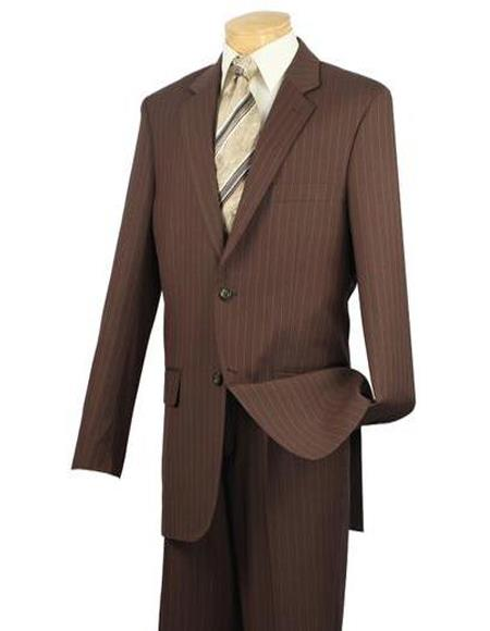 Toffee Brown Big And Tall Mens Suit